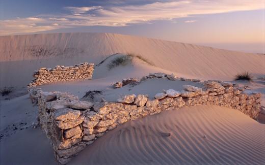 Free Desert Wallpaper
