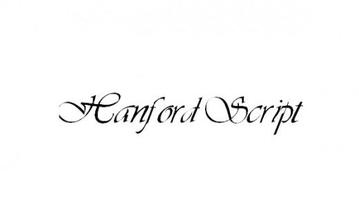 Hanford Script
