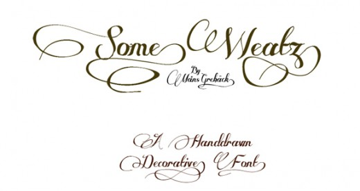 25 Best Wedding Fonts for Free Download - DotCave