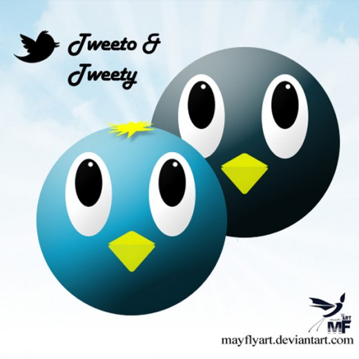 Tweeto and Tweety