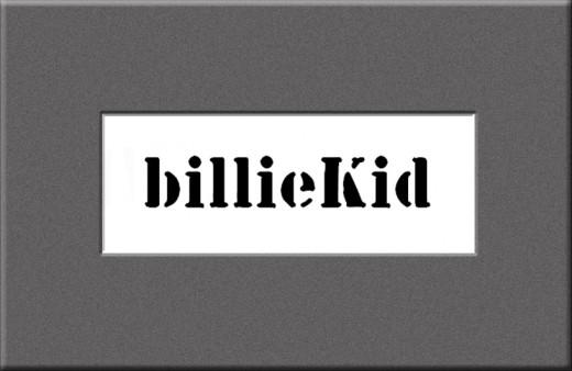 BillieKid Font