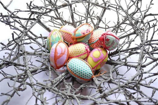 Easter Eggs How Do You Make Yours