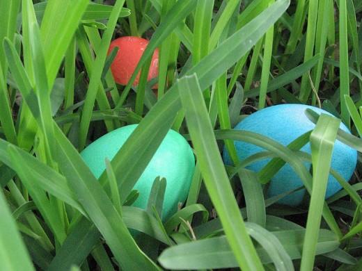 Easter Eggs Mr. Juicebox