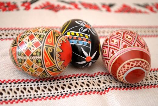 Easter Eggs - Ukranian Style