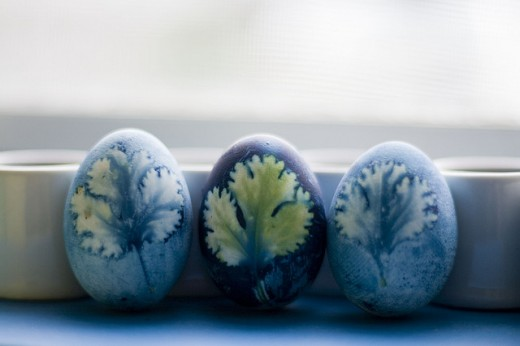 Easter Eggs by Luz