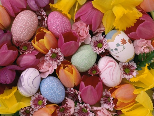 Easter Pastels wallpapers