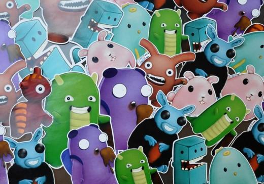 Best Sticker Designs