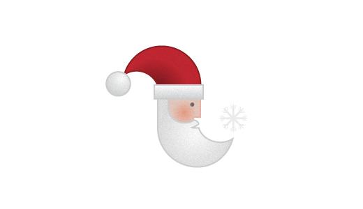 1 santa 20 - Christmas Logos