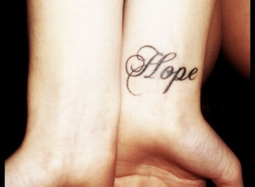 25 Meaningful Tattoos Ideas for Wrist - DotCave