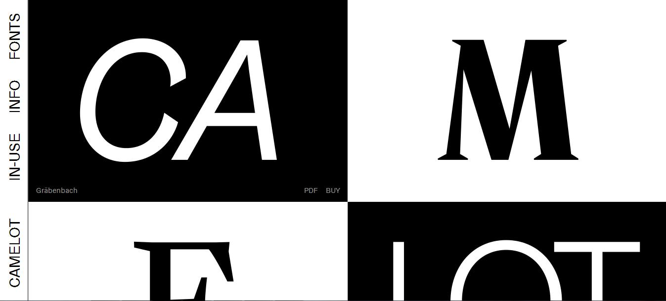 black and white web designs