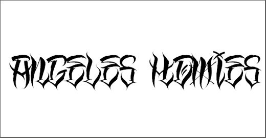 Los Angeles Homies Font