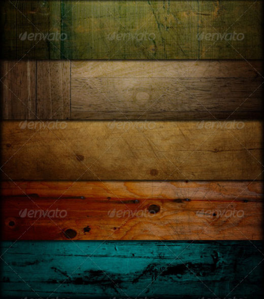 15 Wood Backgrounds Grunge Grain