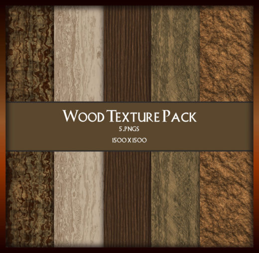 5 Best Free Wood Textures Pack