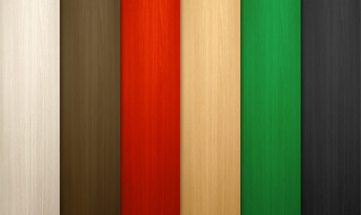 6 Colorful Wood Backgrounds