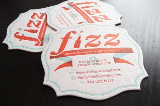 Fizz Business Coasters